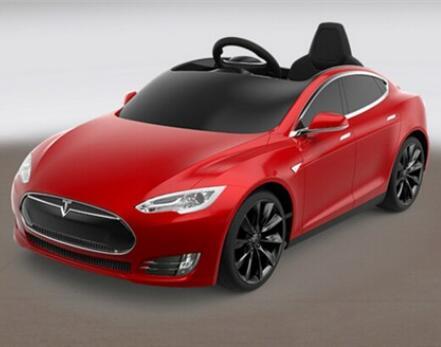 智能电动童车升级方案