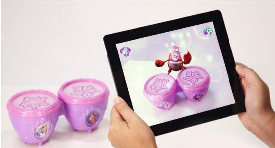 玩具+AR升级解决方案
